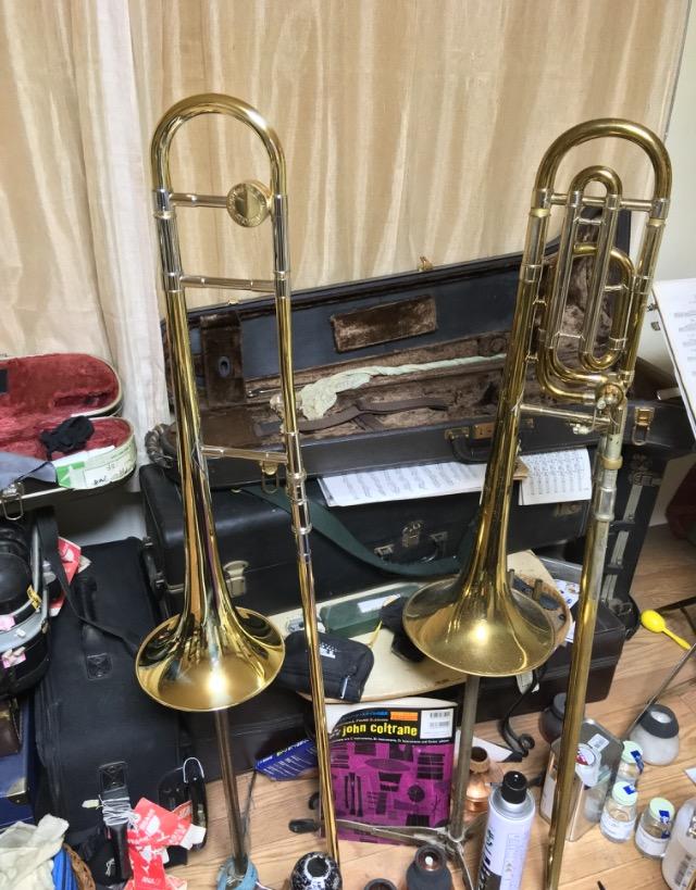 Shires Custom Trombone